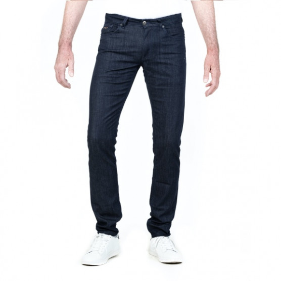 jeans denim léger aspect brut