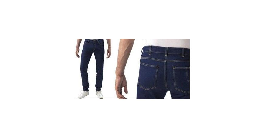 Comment bien choisir et accorder son pantalon quand on est un homme grand et fin.