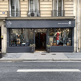 A stone's throw from Place de la République, try all the CUB jeans and trousers in the Official store of the brand acclaimed by tall men since 2011  CUB store 10 rue du Chateau d'Eau 75010 Paris
